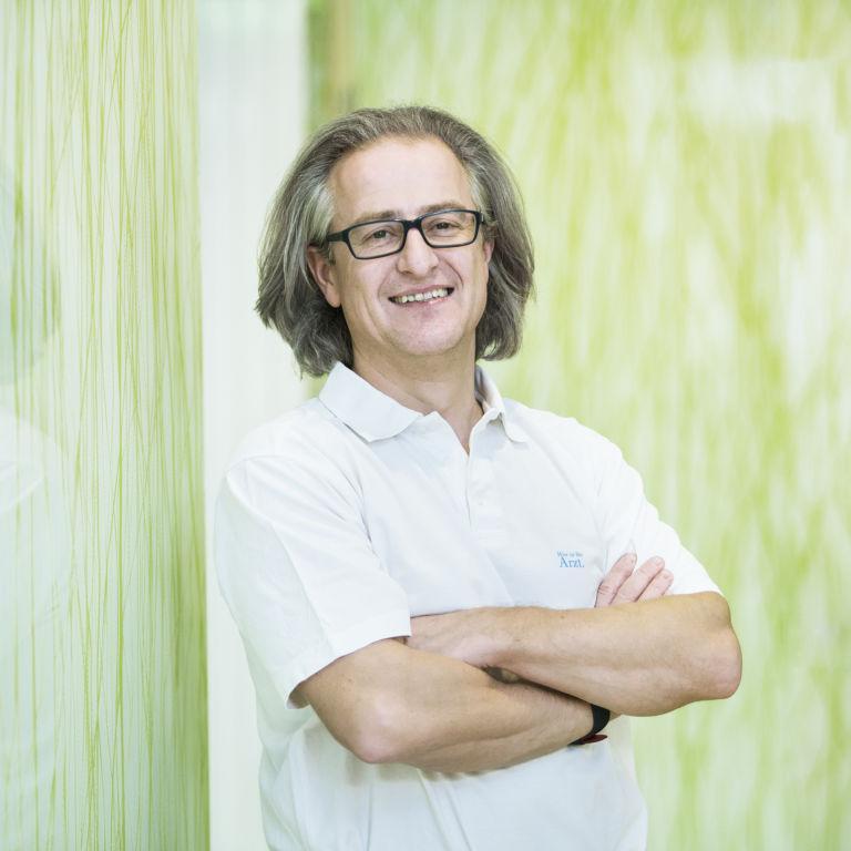 Prim. Doz. Dr. Gerd Ivanic