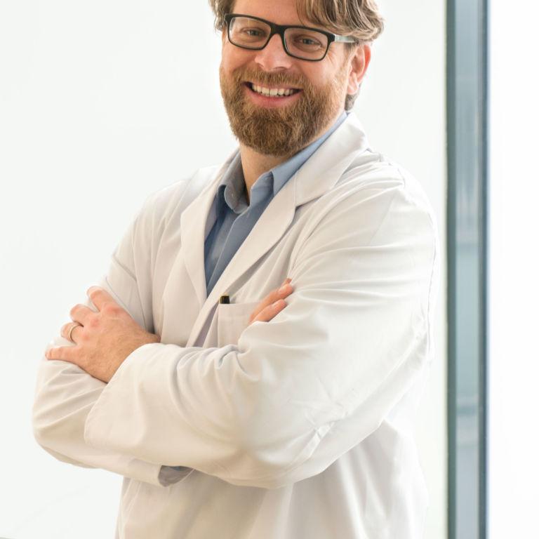 Portrait Gerd Jan Mengemann